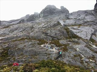登頂への道のり