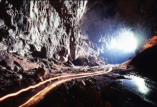 圧巻の大洞窟!ディア洞窟